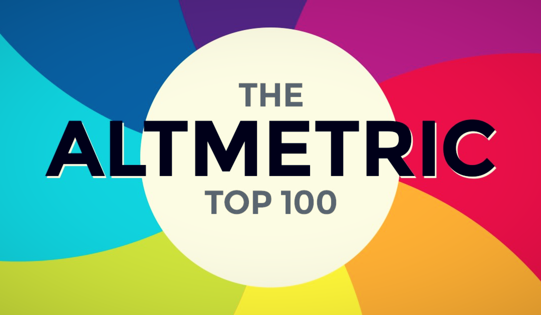Altmetric Unveils Top 100 Research Papers of the Year