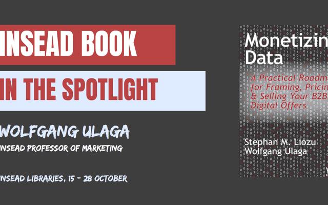 INSEAD Book in the Spotlight