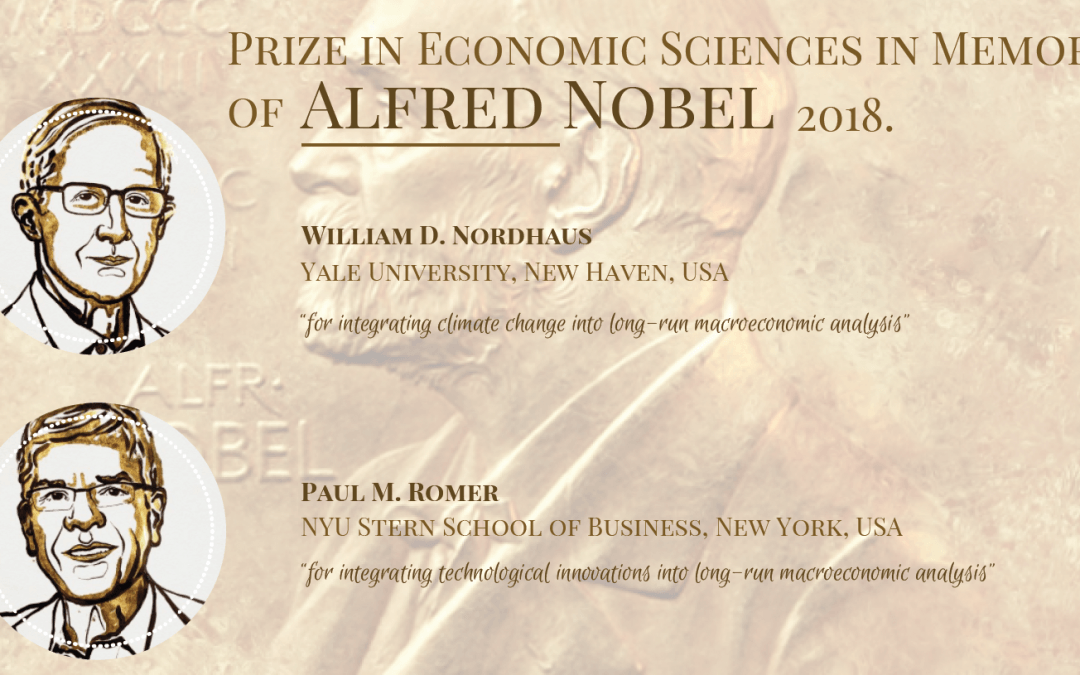Special Display – Nobel Prize 2018 in Economic Sciences