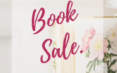Doriot Library Book Sale