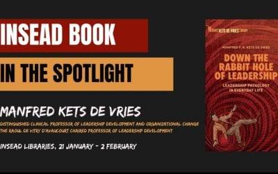 INSEAD Book in the Spotlight – Manfred F. R. Kets de Vries