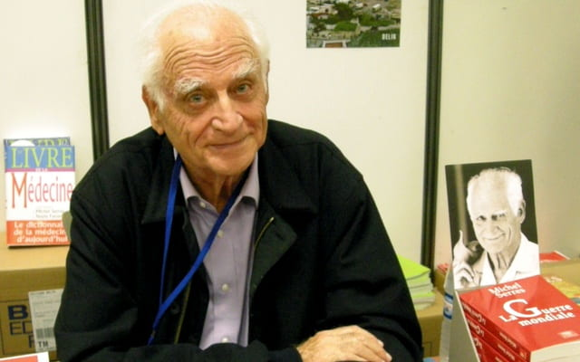 In memory of Michel Serres