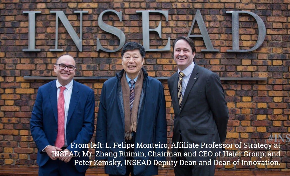 News   INSEAD Alumni Association Singapore Felipe Monteiro Insead Photos