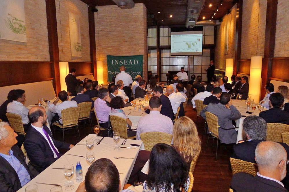 Brazil Speaker event