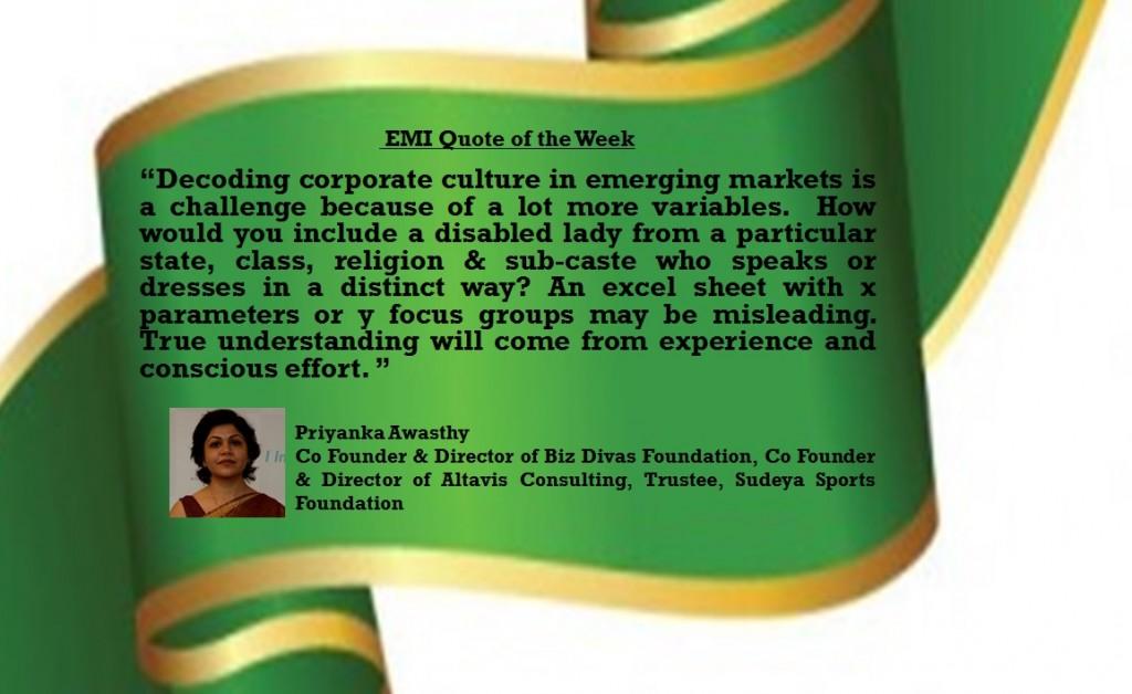 Priyanka Awasthy Quote - 040115