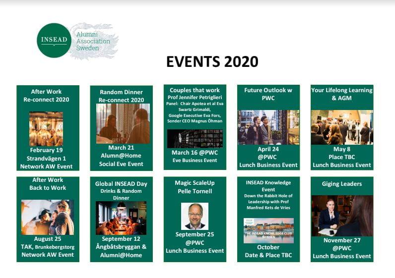 IAA SE Event Program 2020