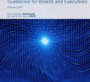 Directing Digitalisation – Guidelines for Boards and Executives