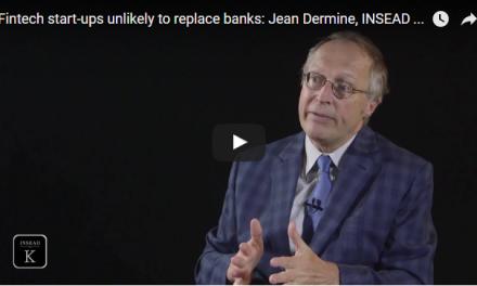 Fintech Versus Banks: Déjà Vu?