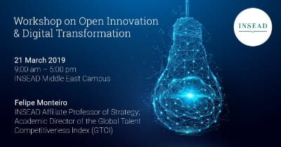 Open Innovation and Digital Transformation Workshop
