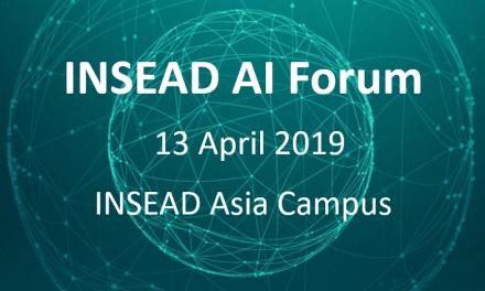 INSEAD AI Forum Singapore