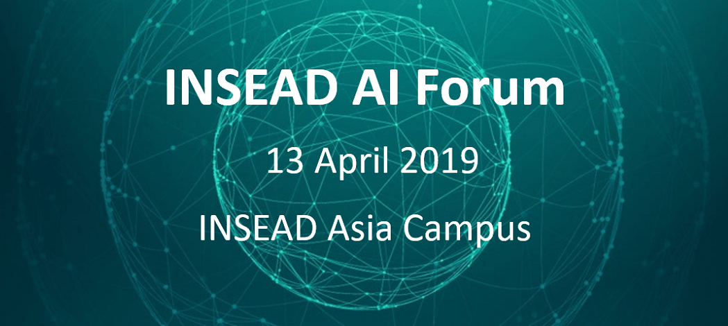 INSEAD AI Forum Singapore