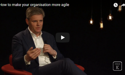 Three Ways to Make Your Organisation Agile