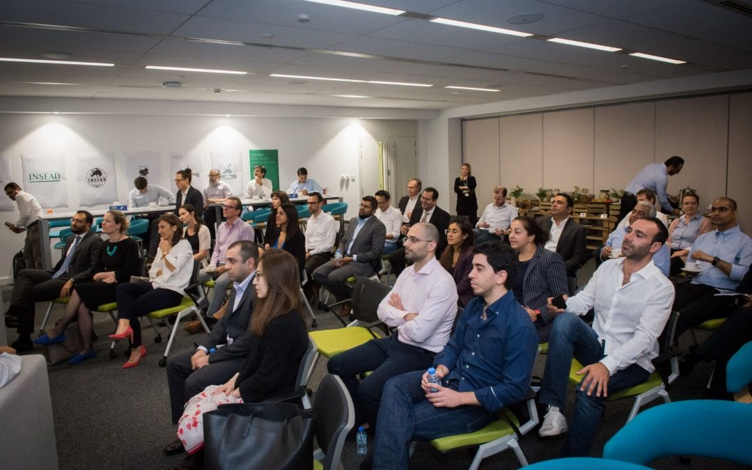 INSEAD Tech Talk – Will there still be jobs? Explaining the shape of employment growth