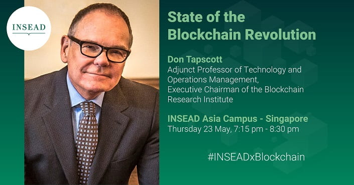 State of the Blockchain Revolution