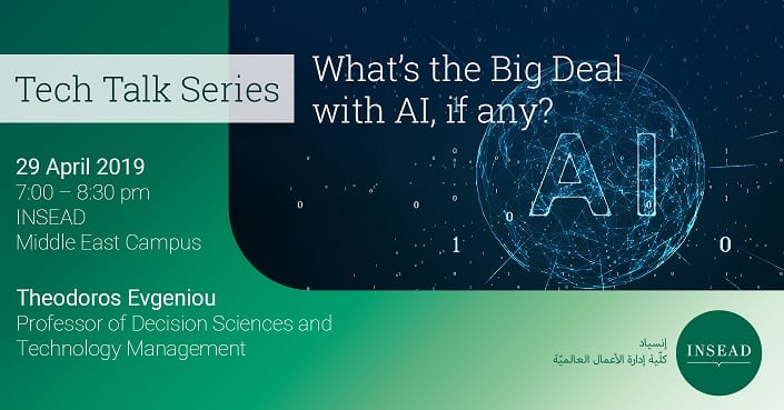 What's the Big Deal with AI, if any?