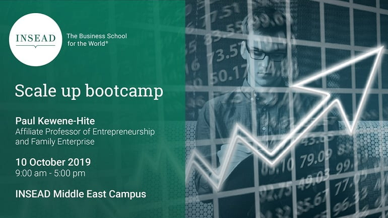 Scale up bootcamp