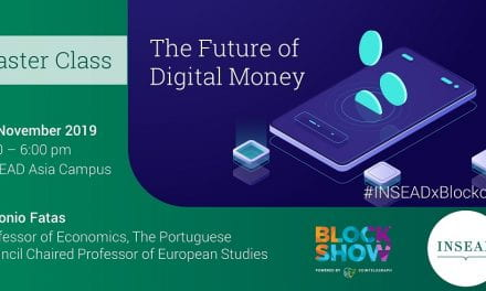 Master Class: The Future of Digital Money