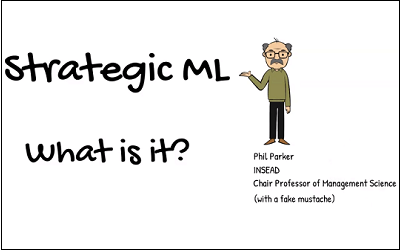 Strategic ML Introduction