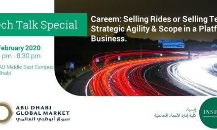 Careem: Selling Rides or Selling Tech?  Strategic Agility & Scope in a Platform Business