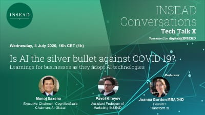 Is AI the Silver Bullet Against COVID 19?