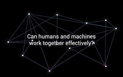 Can humans and machines work together effectively?