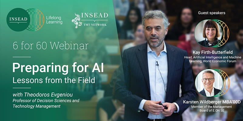 Preparing for AI – Lessons from the Field