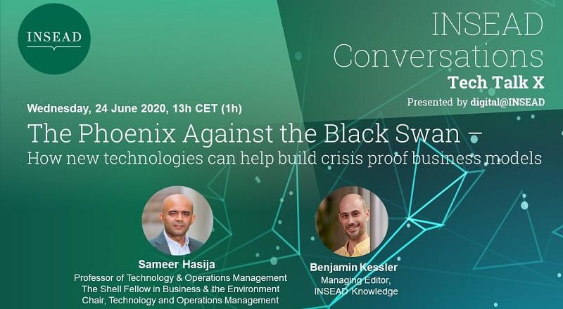 Tech Talk X – The Phoenix against the Black Swan