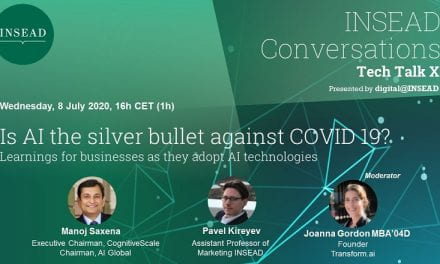 Tech Talk X – Is AI the silver bullet against COVID 19?