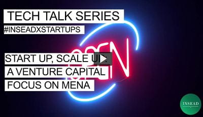 Start up, Scale up: A Venture Capital Focus on MENA