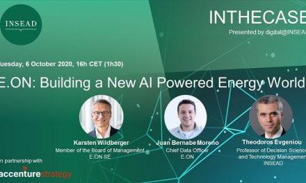 E.ON: Building a New AI Powered Energy World