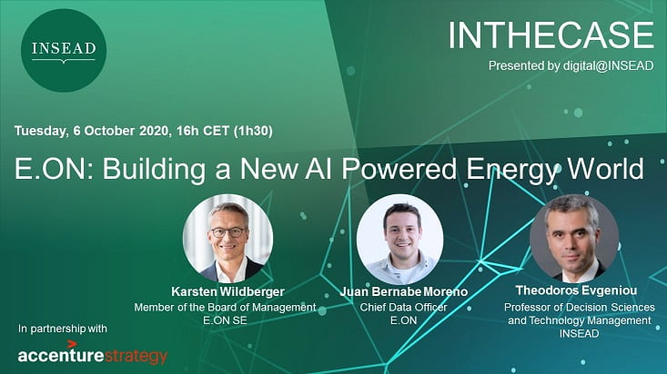 E.ON: Building a New AI Powered Energy World
