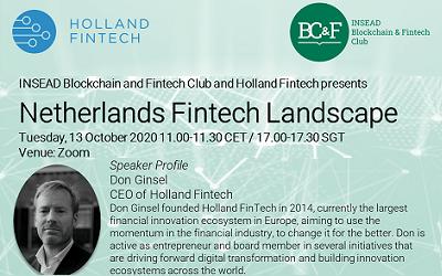 Netherlands Fintech Landscape