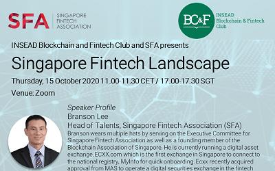 Singapore Fintech Landscape