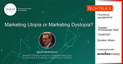 Marketing Utopia or Marketing Dystopia?