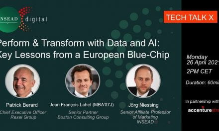 Perform & Transform with Data and AI: Key Lessons from a European Blue-Chip