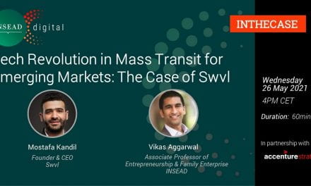 Tech Revolution in Mass Transit for Emerging Markets: The Case of Swvl
