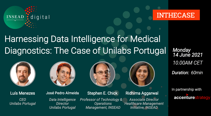 Harnessing Data Intelligence for Medical Diagnostics: The Case of Unilabs Portugal