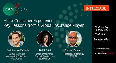 AI for Customer Experience: Key Lessons from a Global Insurance Player
