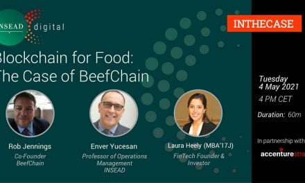 Blockchain for Food: The Case of BeefChain