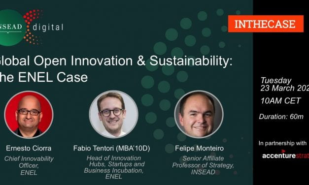 Global Open Innovation & Sustainability: The ENEL Case