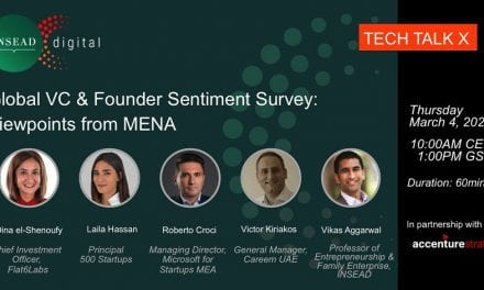 INSEAD Global VC and Founder Sentiment Survey: Viewpoints from MENA