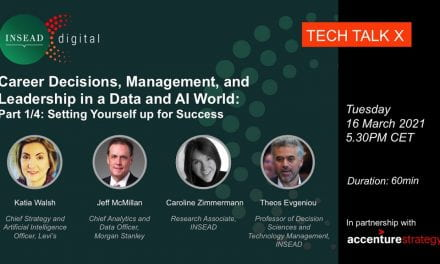 Webinar Series: Career Decisions, Management, and Leadership in a Data and AI World
