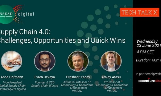 Supply Chain 4.0: Challenges, Opportunities and Quick Wins