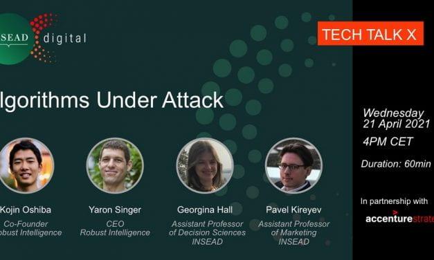 Algorithms under Attack