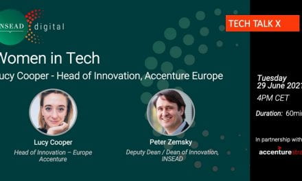 Women in Tech: Lucy Cooper – Head of Innovation, Accenture Europe