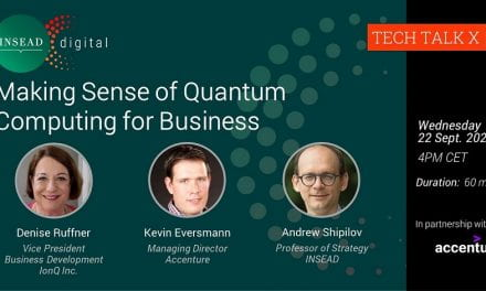 Making Sense of Quantum Computing for Business