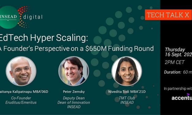 EdTech Hyper Scaling: A Founder's Perspective on a $650M Funding Round