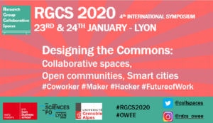 4th RGCS symposium @Lyon (January, 23rd & 24th)