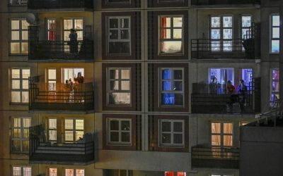 Applaudir, et après ? (Libération) – David Courpasson