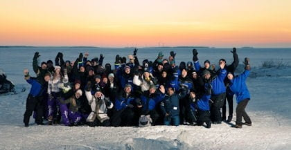 MBA Participants attend Learning Trip to Finland